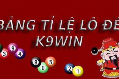 Hướng dẫn chi tiết cách chơi xổ số K9Win cho người mới bắt đầu