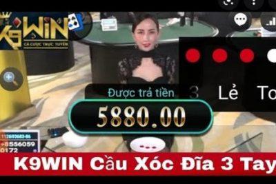 Xóc đĩa K9Win là gì? Kinh nghiệm chơi xóc đĩa trực tuyến đạt kết quả tốt nhất